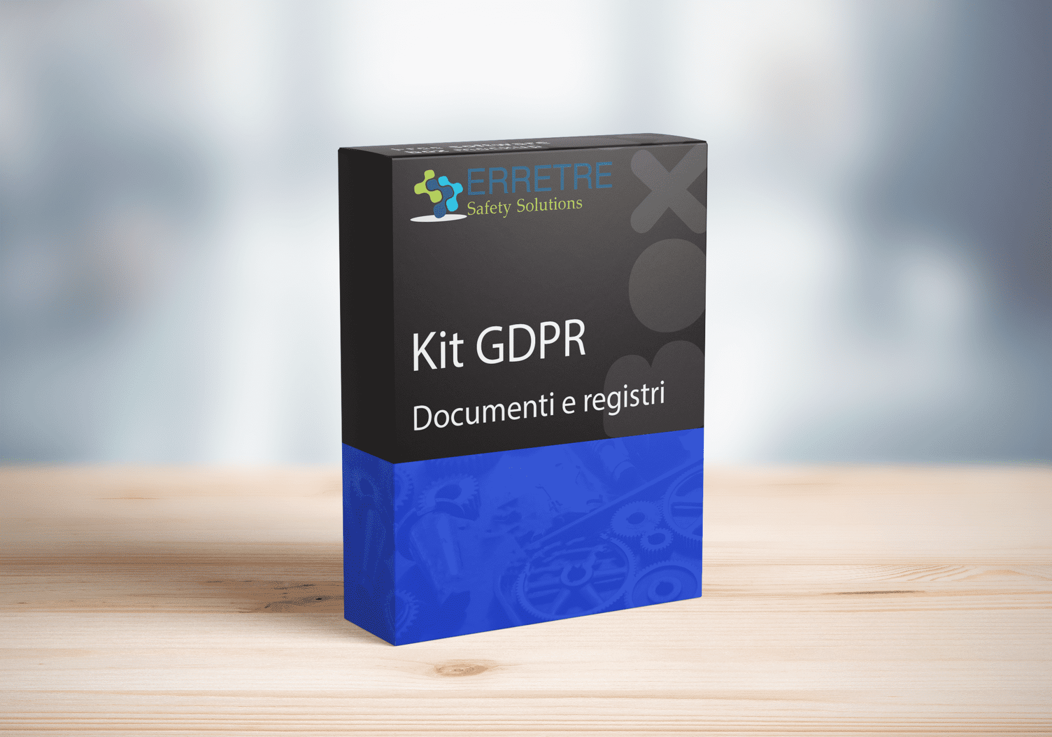Kit Documentale GDPR - ERRETRE Safety Solutions